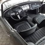 INTERIEUR DAIMLER SP 250