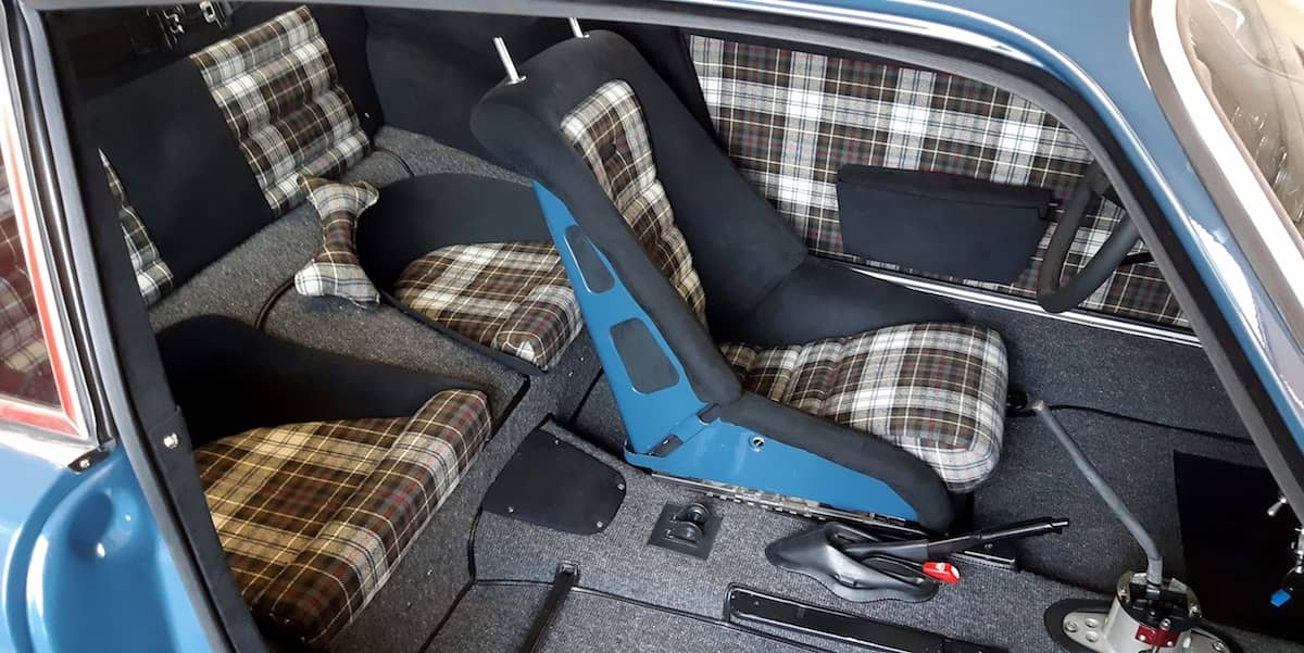 PORSCHE 911 RSR CUSTOM